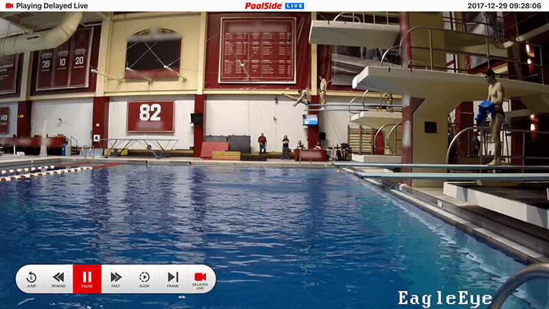 Diving - Sideline Scout - Instant Video Replay Training System