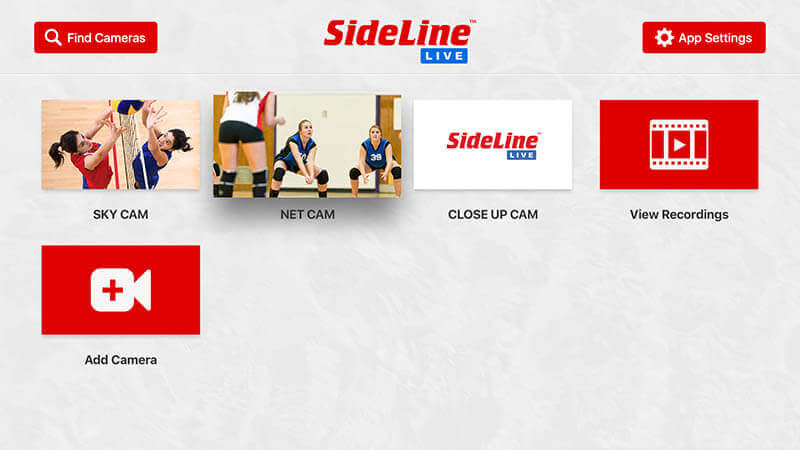 Volleyball - Sideline Scout - Instant Video Replay Training System